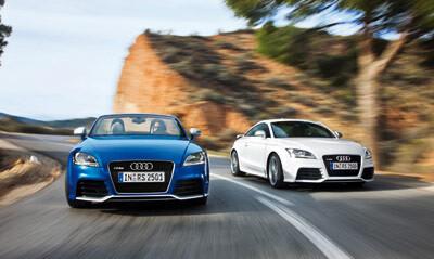 Audi's high five