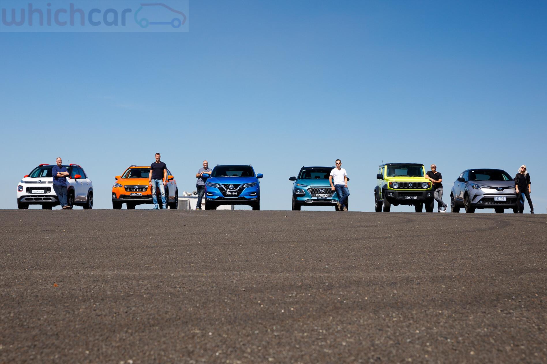 WhichCar TV s1 e15 SUV Olympics