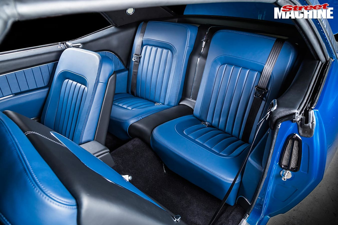 Chev Camaro seats