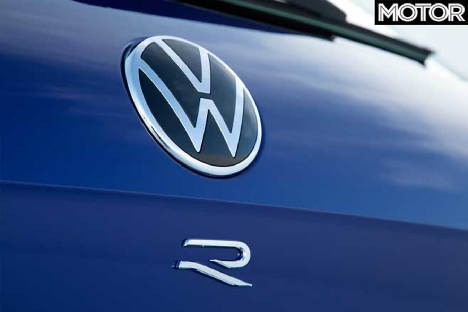 Volkswagen Touareg R Badge Jpg