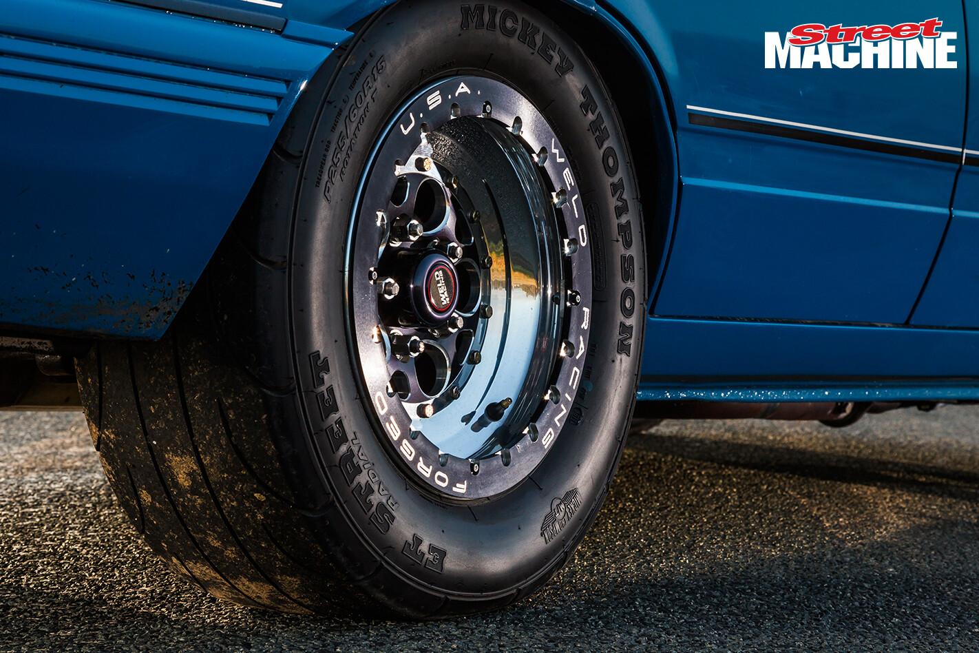 Weld Magnum Wheels VK Blue Meanie