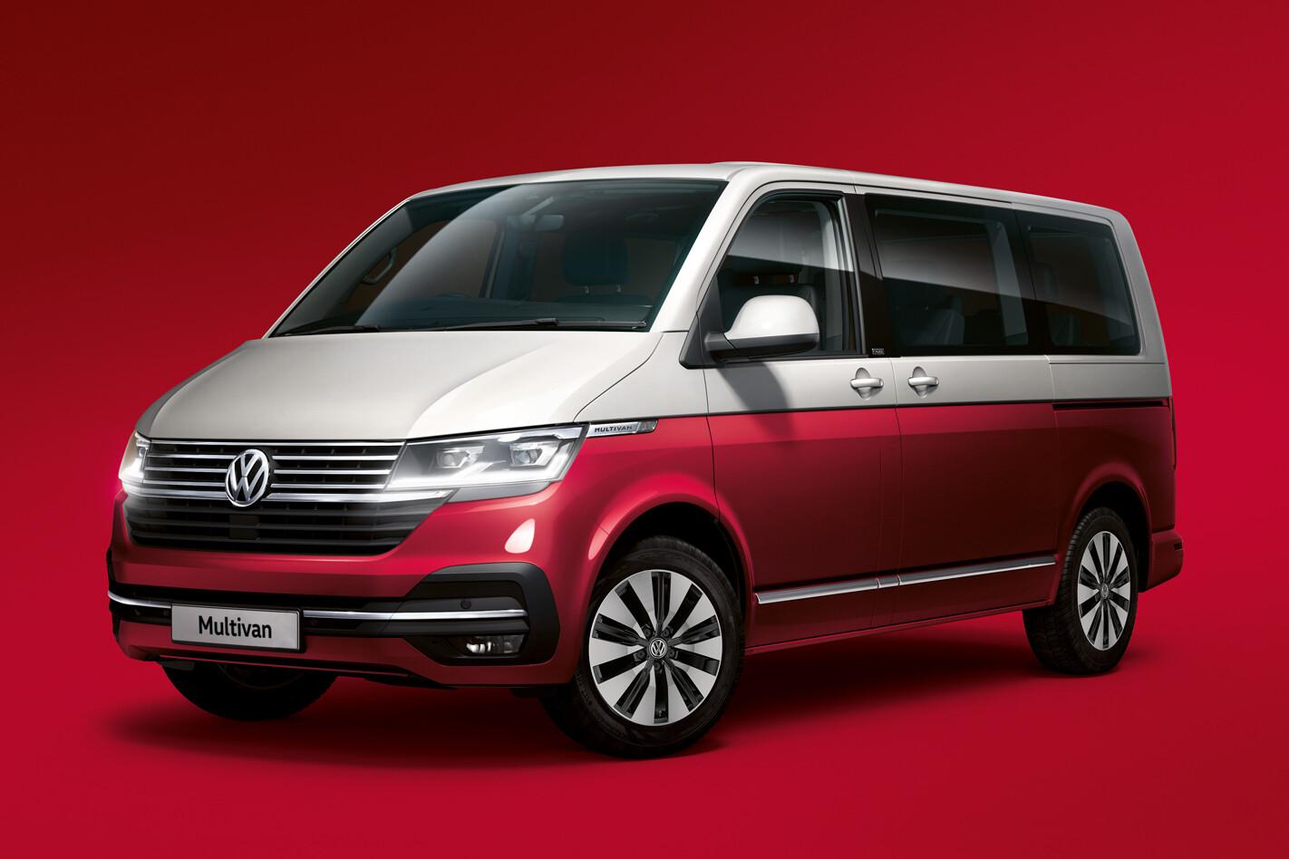 2020 Volkswagen Multivan Cruise