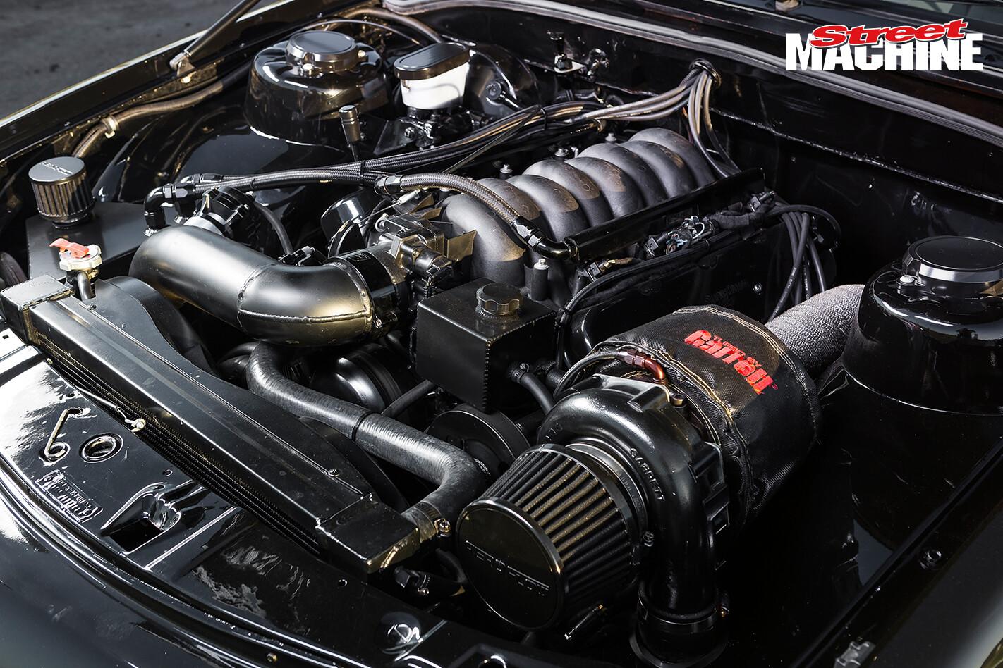VK Commodore Brocky LS 1 Turbo Engine 2 Nw Jpg