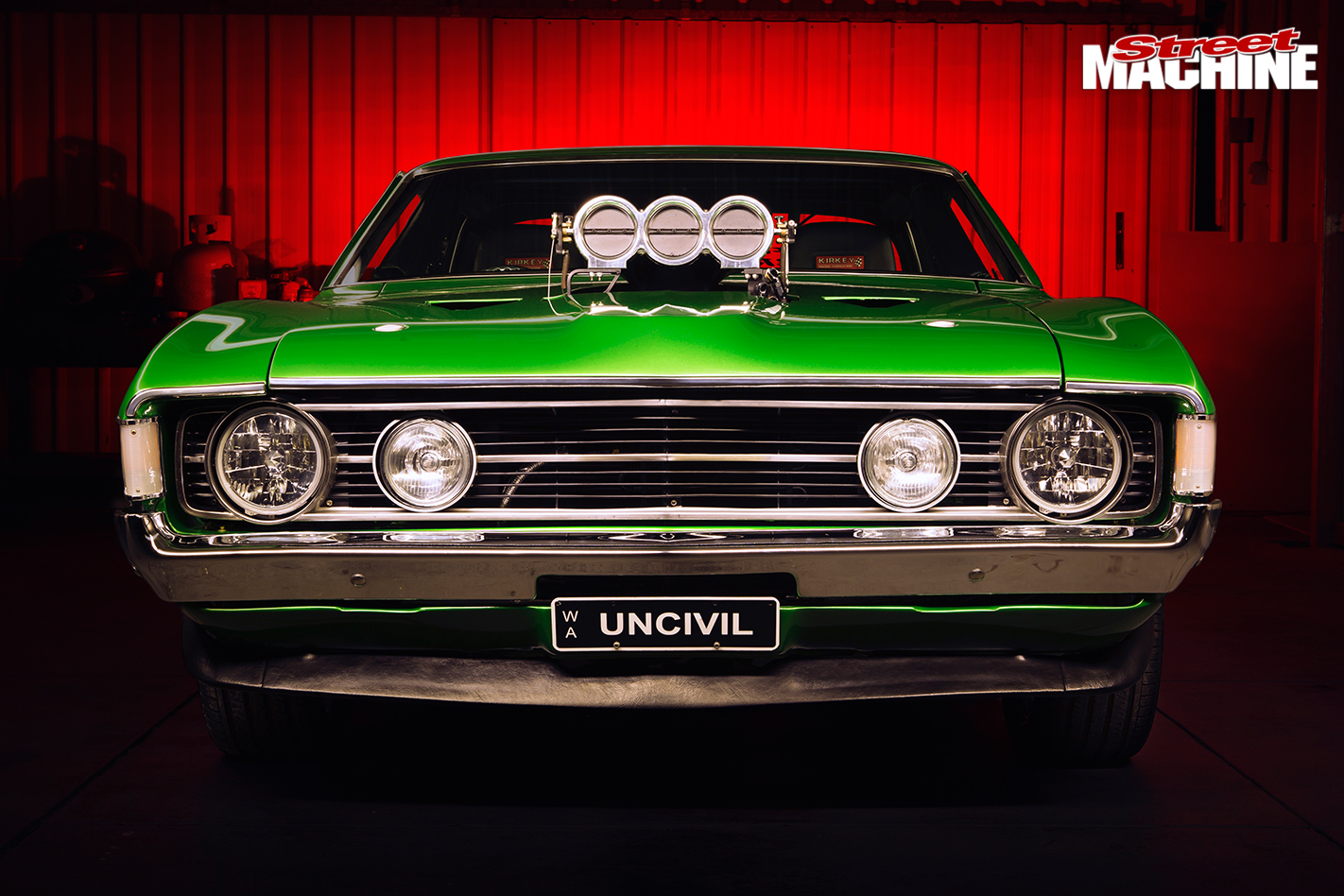 Ford -XA-Falcon -front