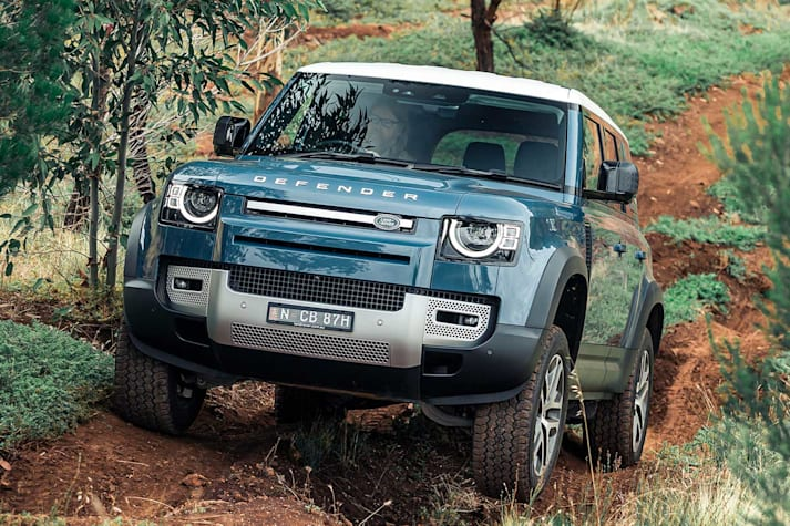 2021 Land Rover Defender 110 p400