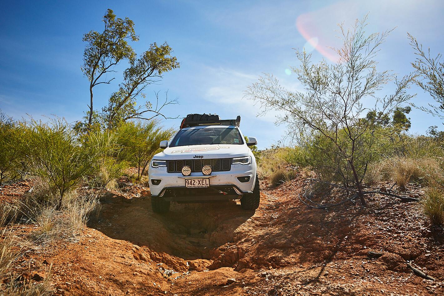 Phh road 2017 Jeep Grand Cherokee