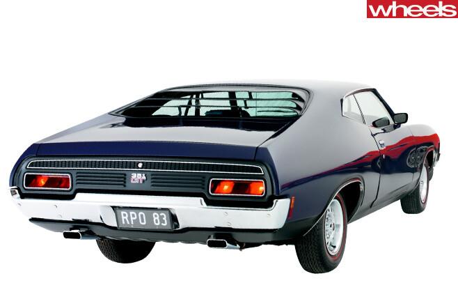 Ford _XA-GT