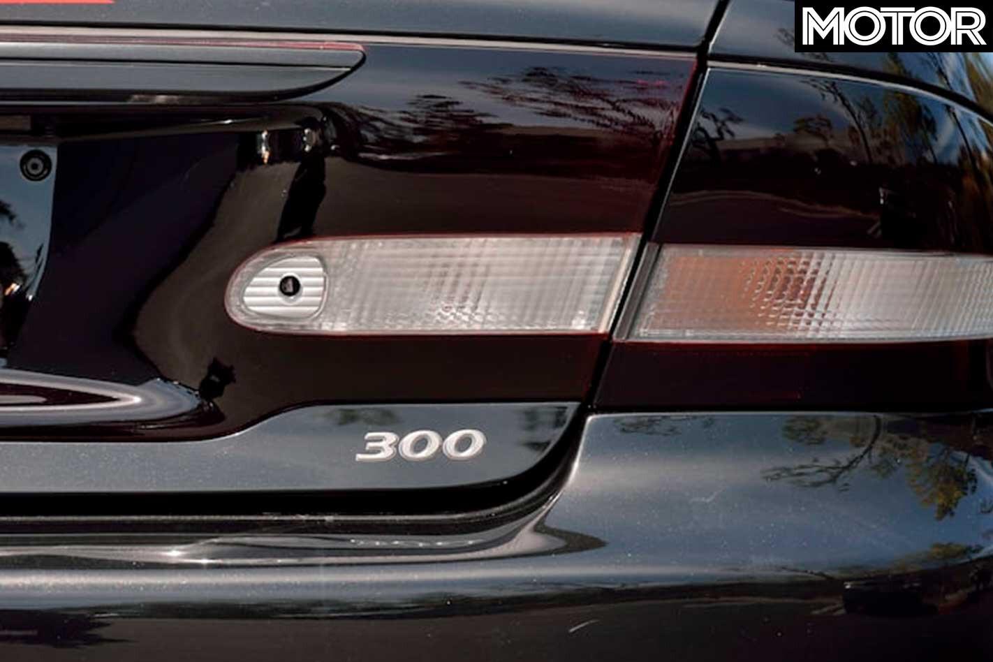 2000 HSV VTII GTS R Mecum Auction Rear Badge Jpg