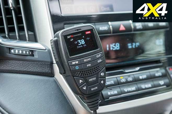 MSA 4 X 4 Toyota Land Cruiser 200 6 X 6 Project Super Cruiser Radio Jpg