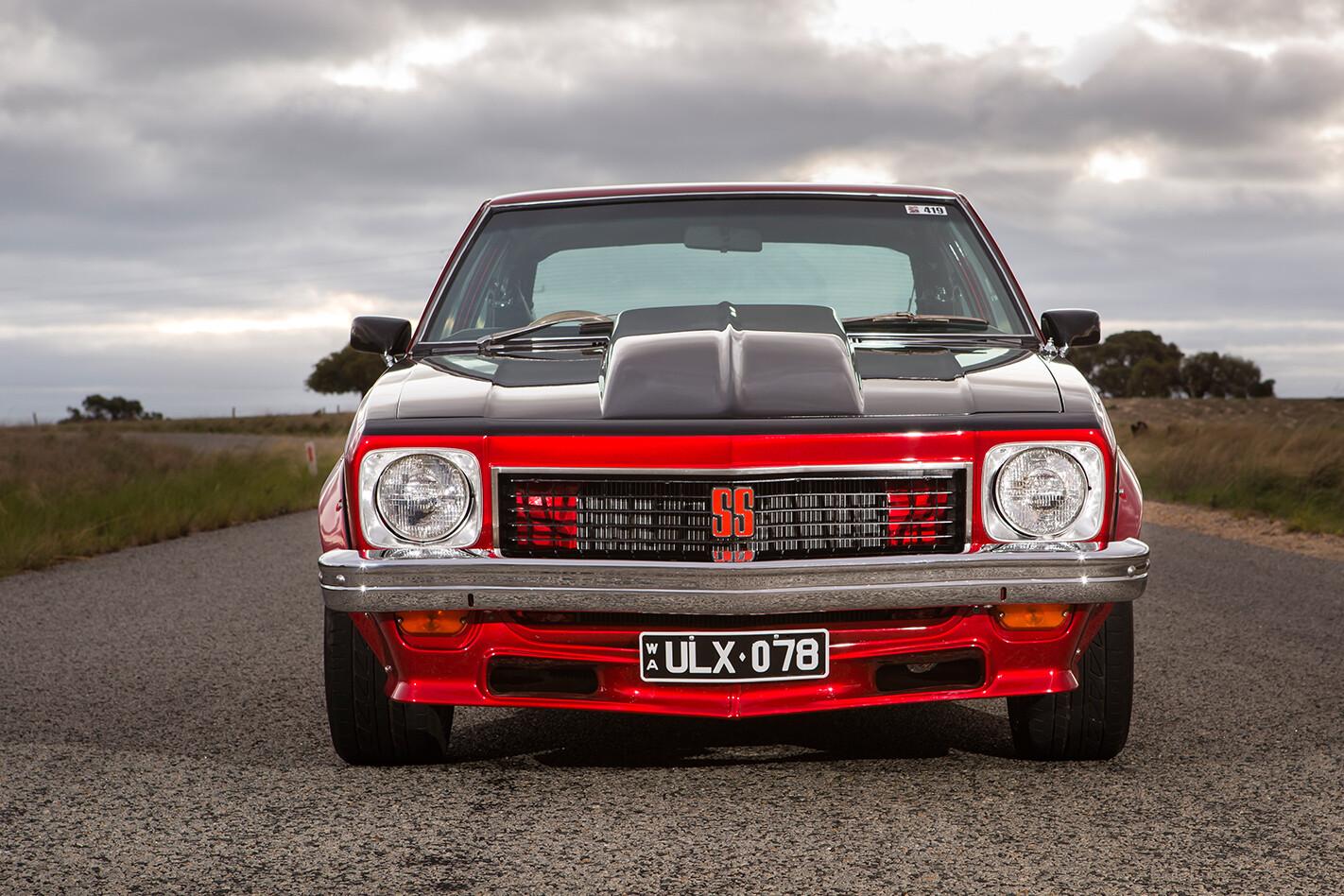 Holden Torana front