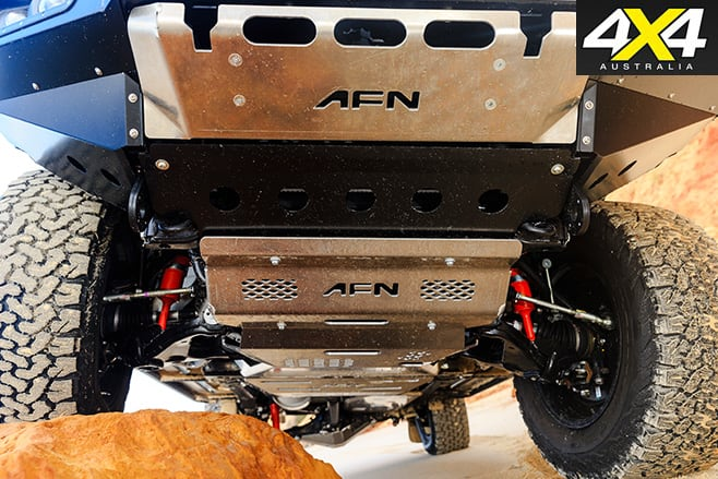 Afn hilux underbody protection