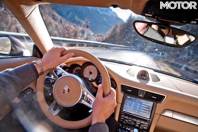 2012 Porsche 911 Carrera S Review Jpg