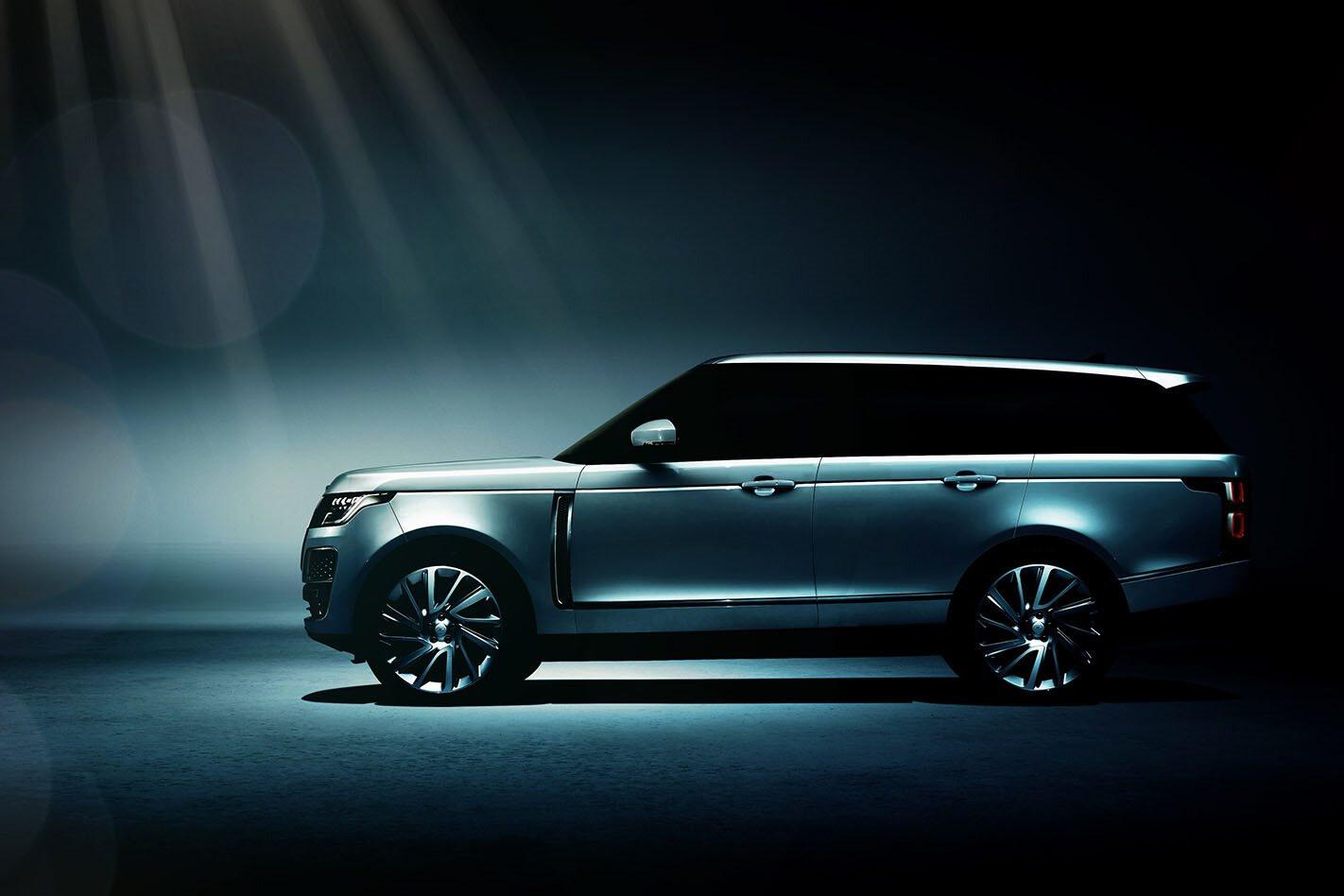 2021 Range Rover