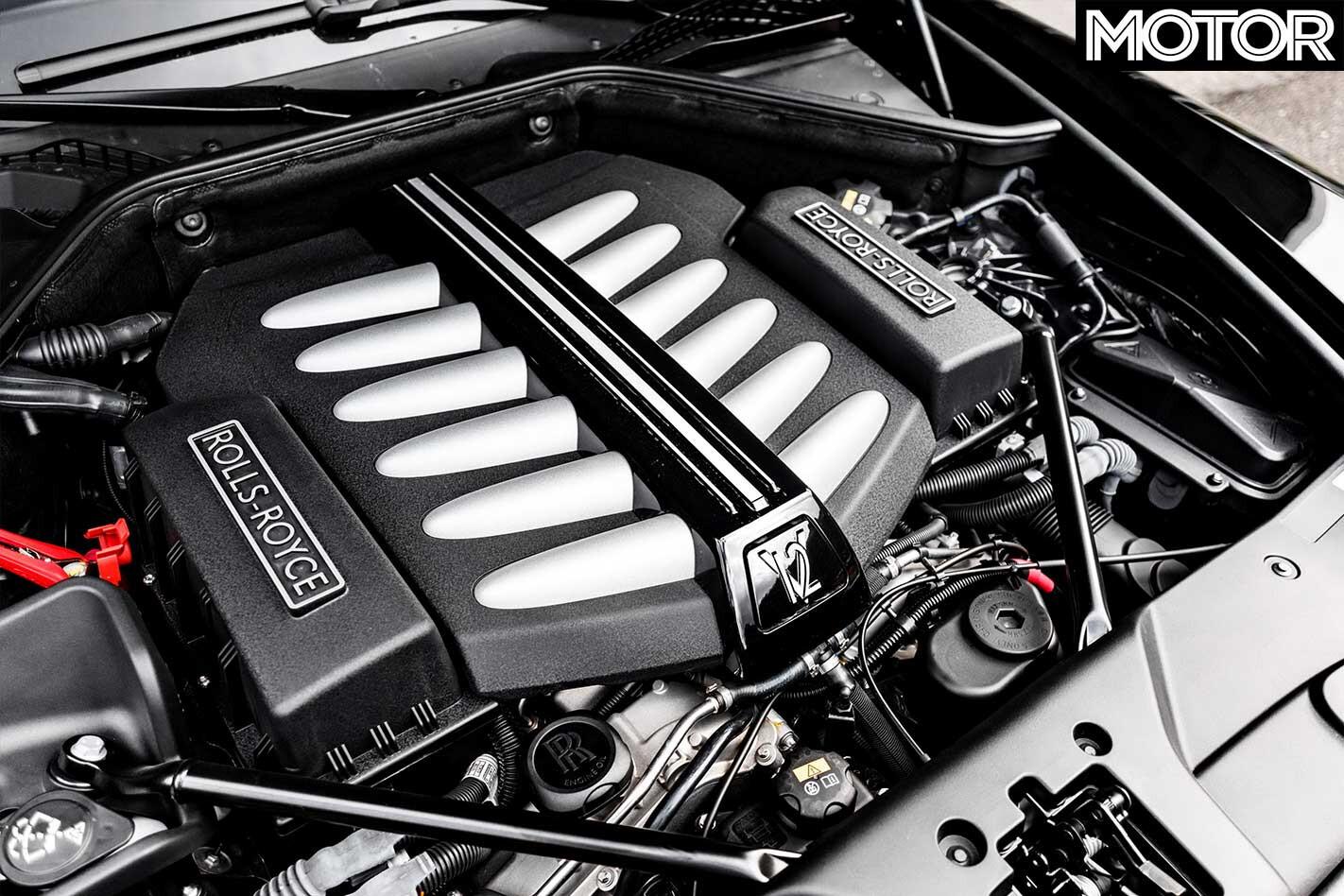2019 Rolls Royce Wraith Black Badge Engine Jpg