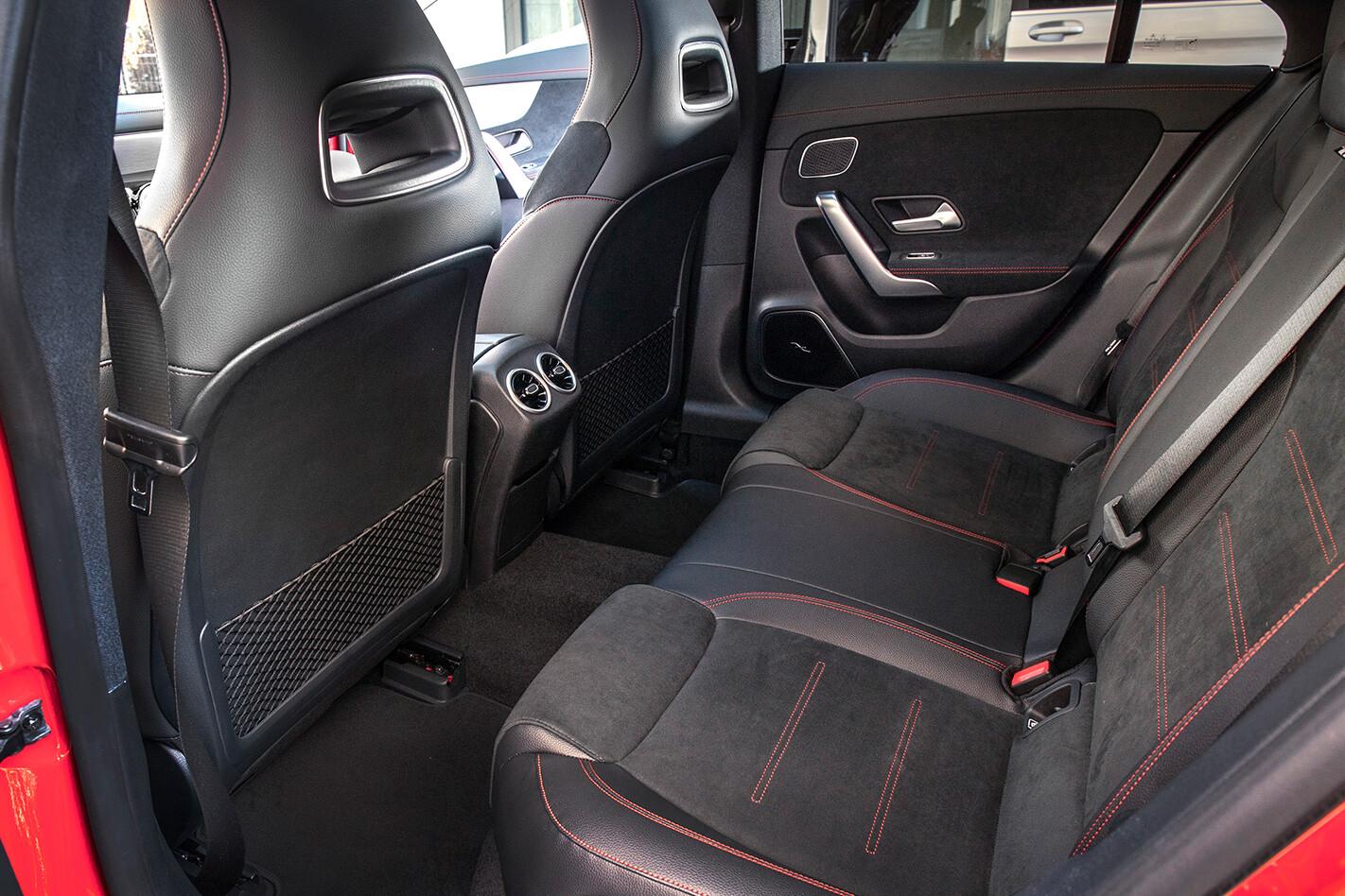 Mercedes Benz Cla Seats Jpg