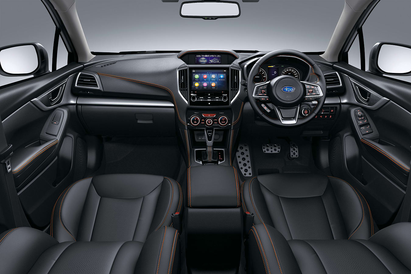 2021 Subaru XV 2.0i-S INTERIOR