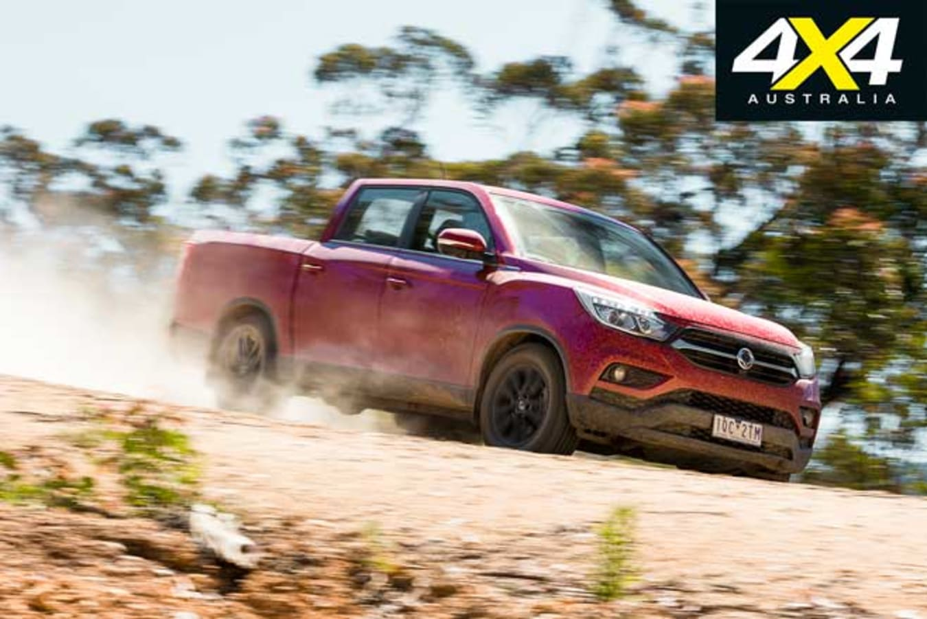 2020 4 X 4 Of The Year Ssangyong Musso XLV Ultimate Touring Jpg