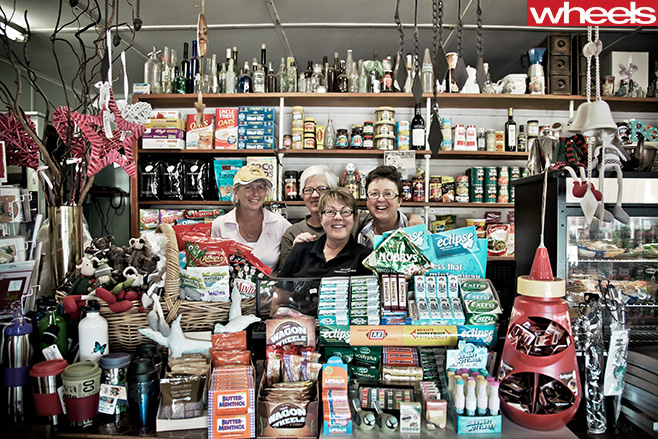 General store in Bylong Valley Way