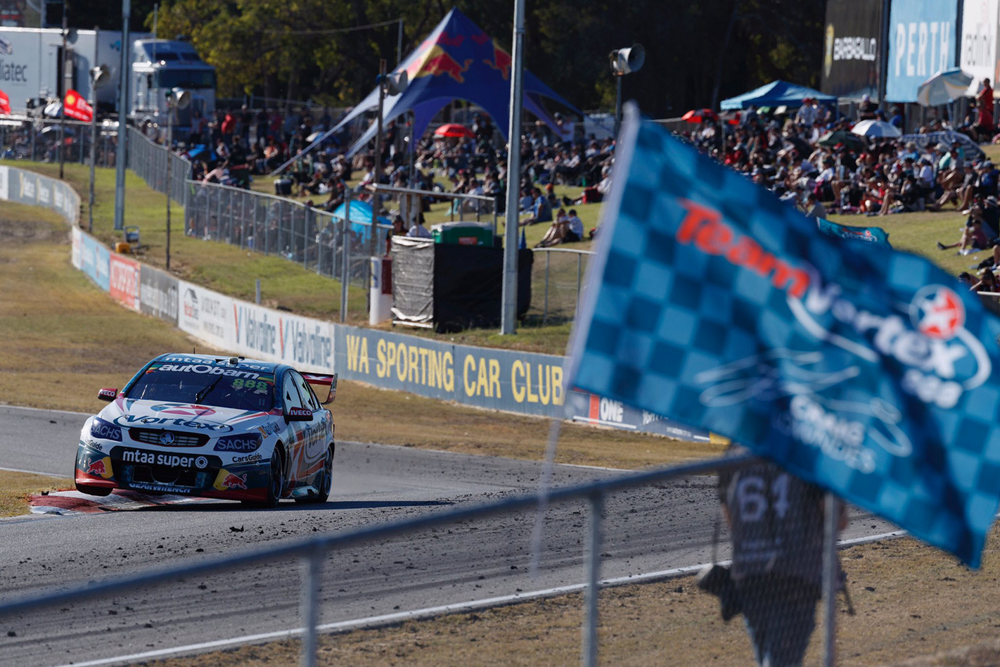 2017 Supercars Perth Supersprint