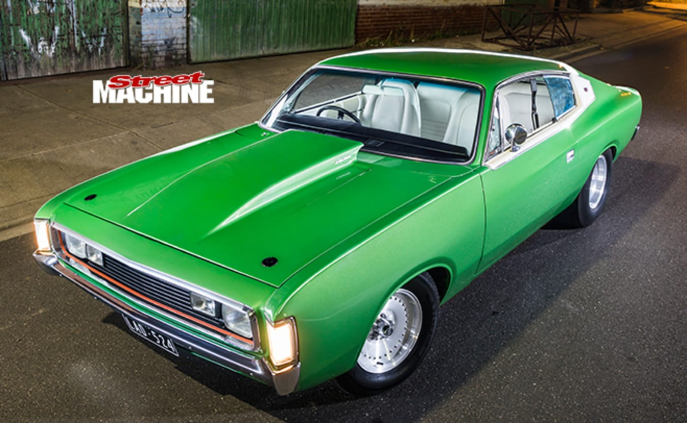 Valiant VH Charger