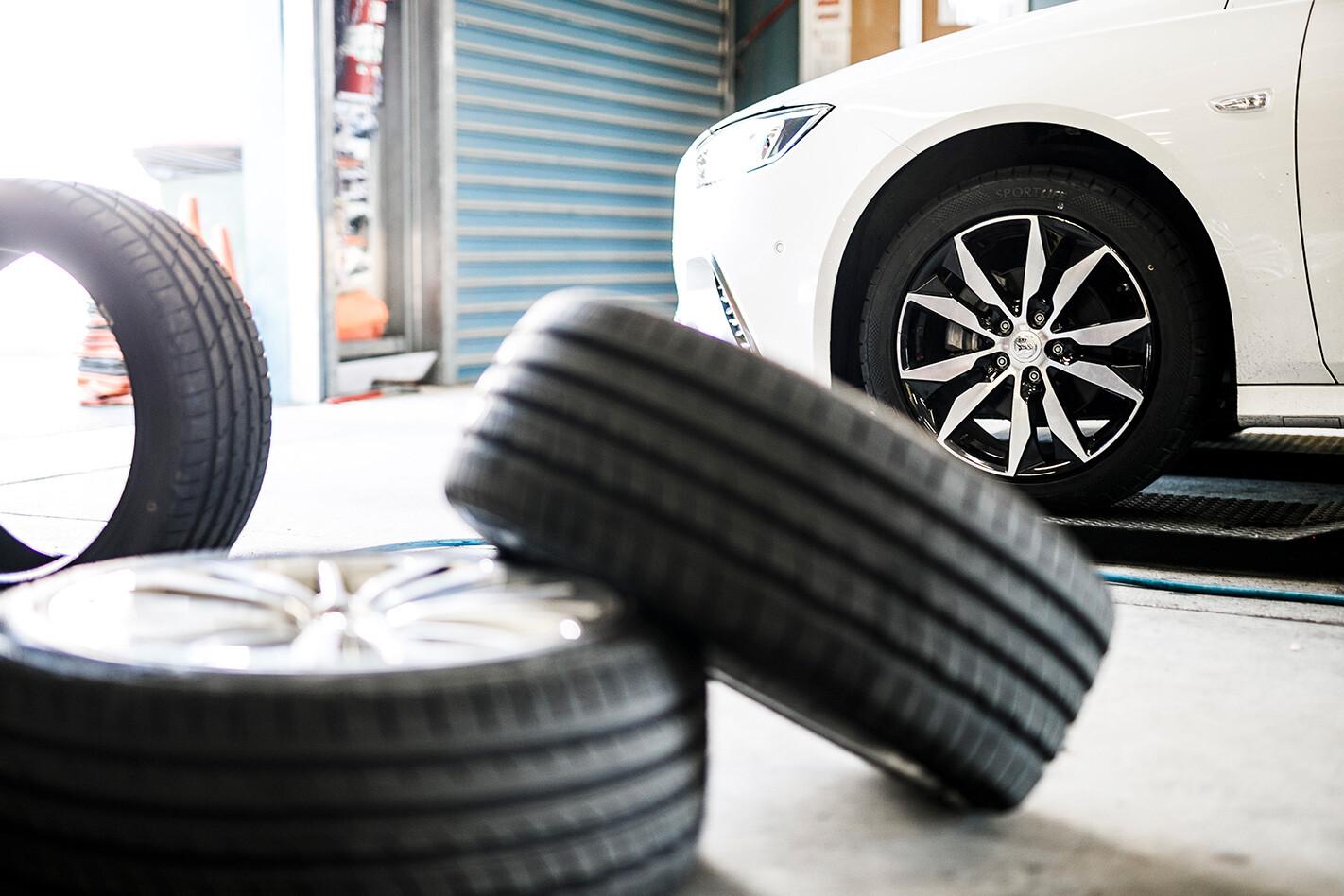 MOTOR Tyre Test 2015: The Verdict