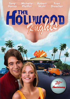 Hollywood Knights Cover