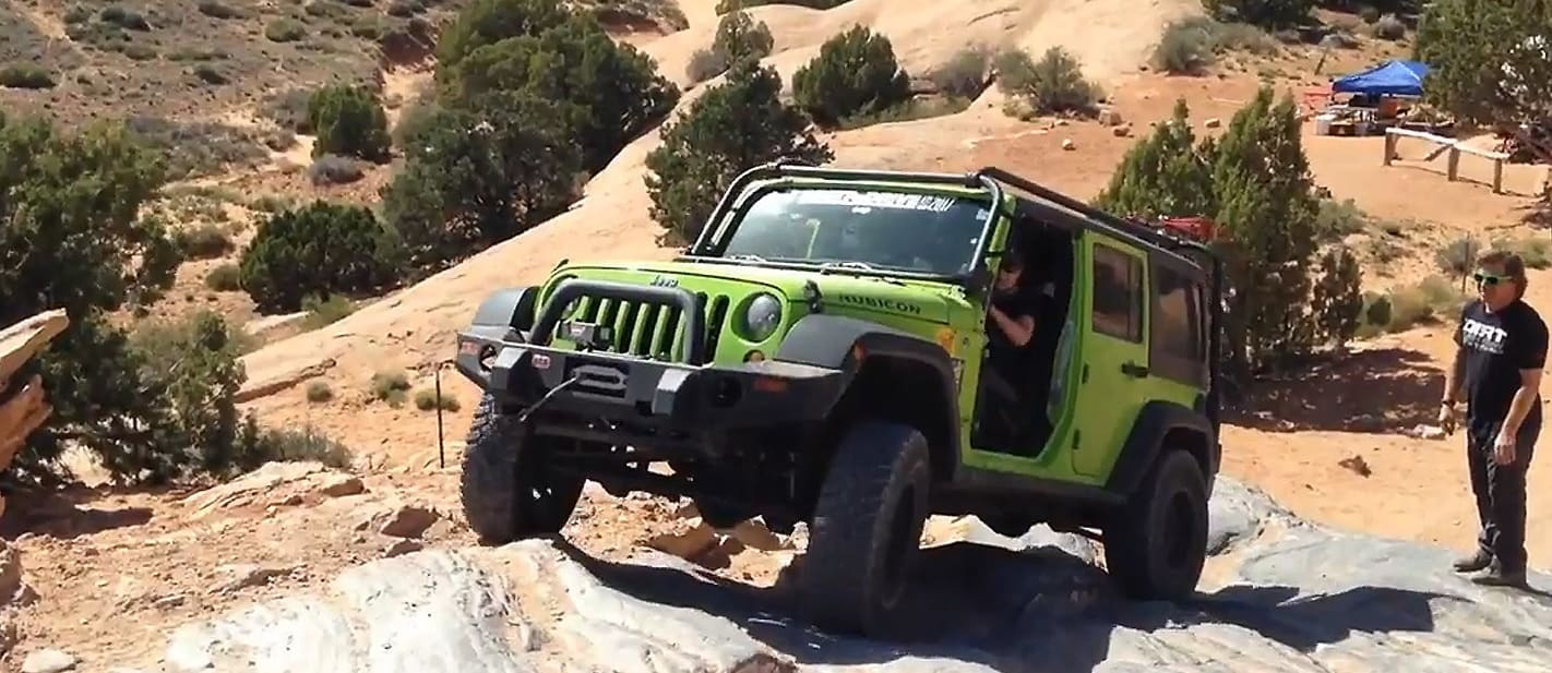 Jeep Ladies day Moab