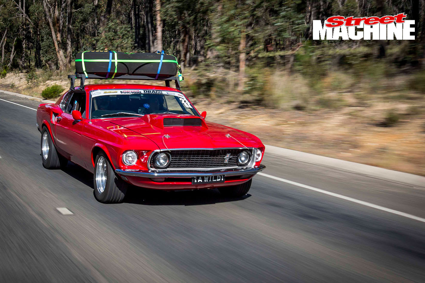 Ford Mustang 17