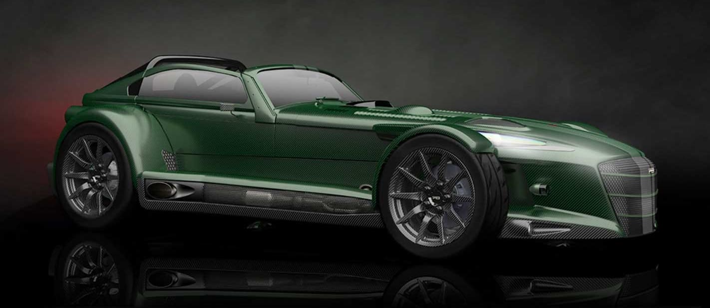 Donkervoort D8 GTO-JD70 celebrates founder 70th