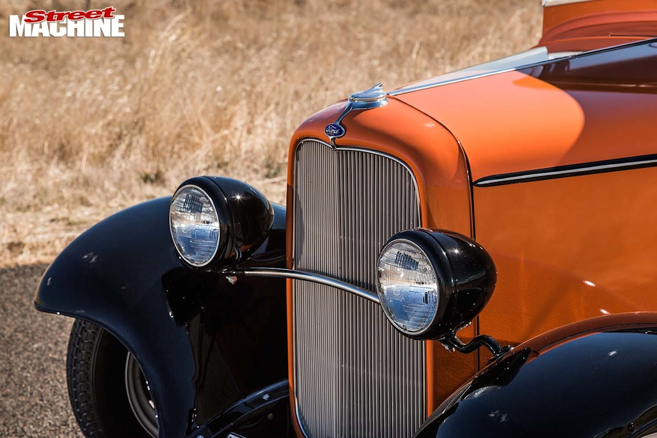 1932 Ford pickup front