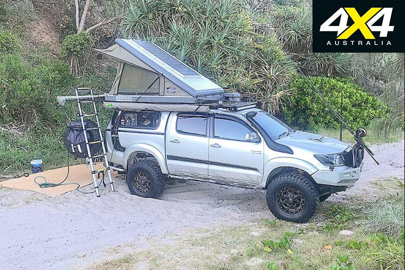 Readers Rigs 2014 Toyota Hilux Sr 5 Jeremy Landt Jpg