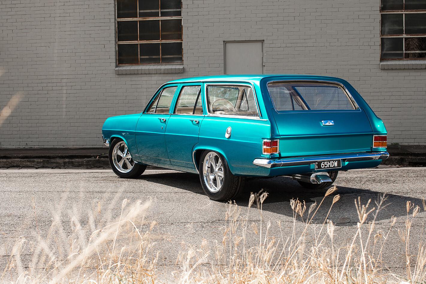 1965 Holden HD Wagon