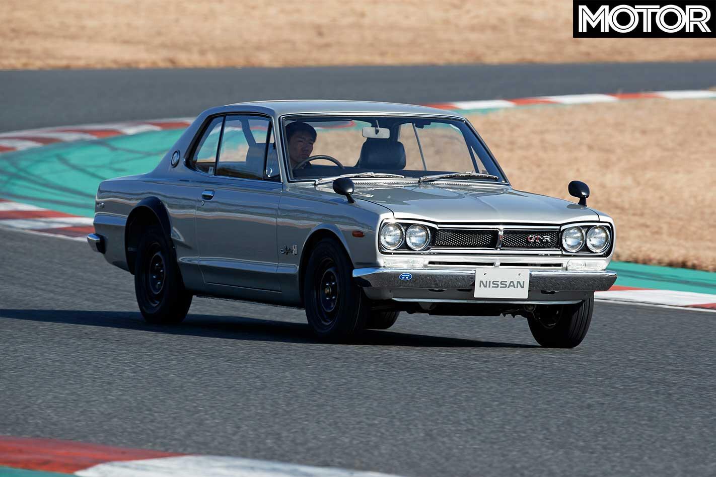 1972 Nissan KPGC 10 GT R Dynamic Jpg