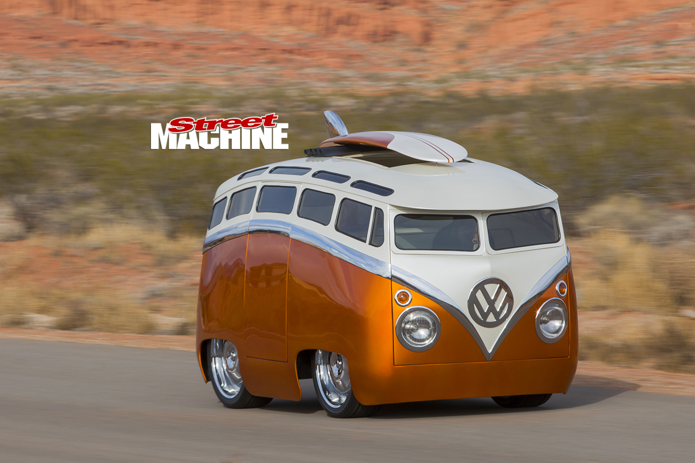 VW-Kombi -onroad -front