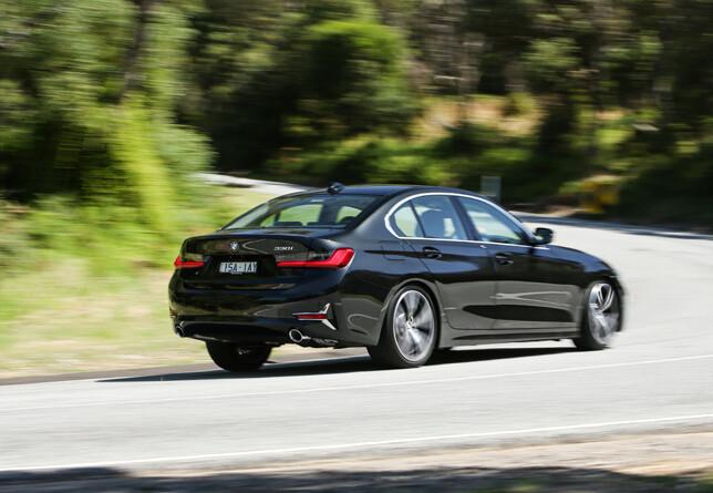 2021 BMW 330i M Sport