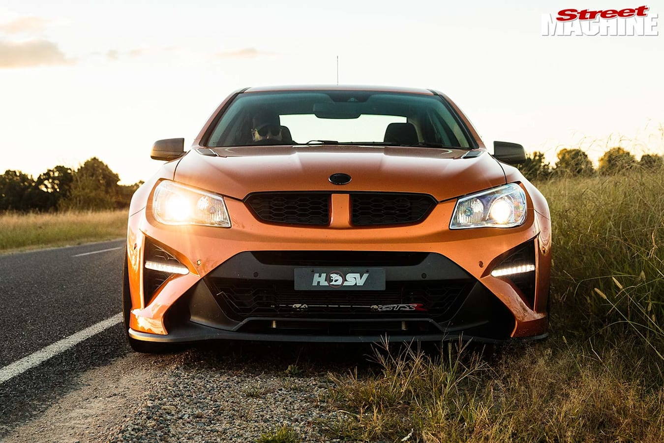 HSV GTS-R W1 front