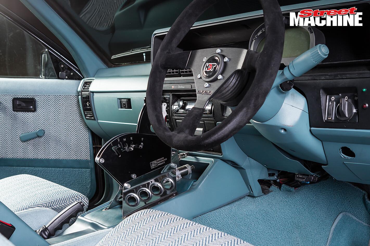 VK Commodore Brocky LS 1 Turbo Interior 1 Nw Jpg