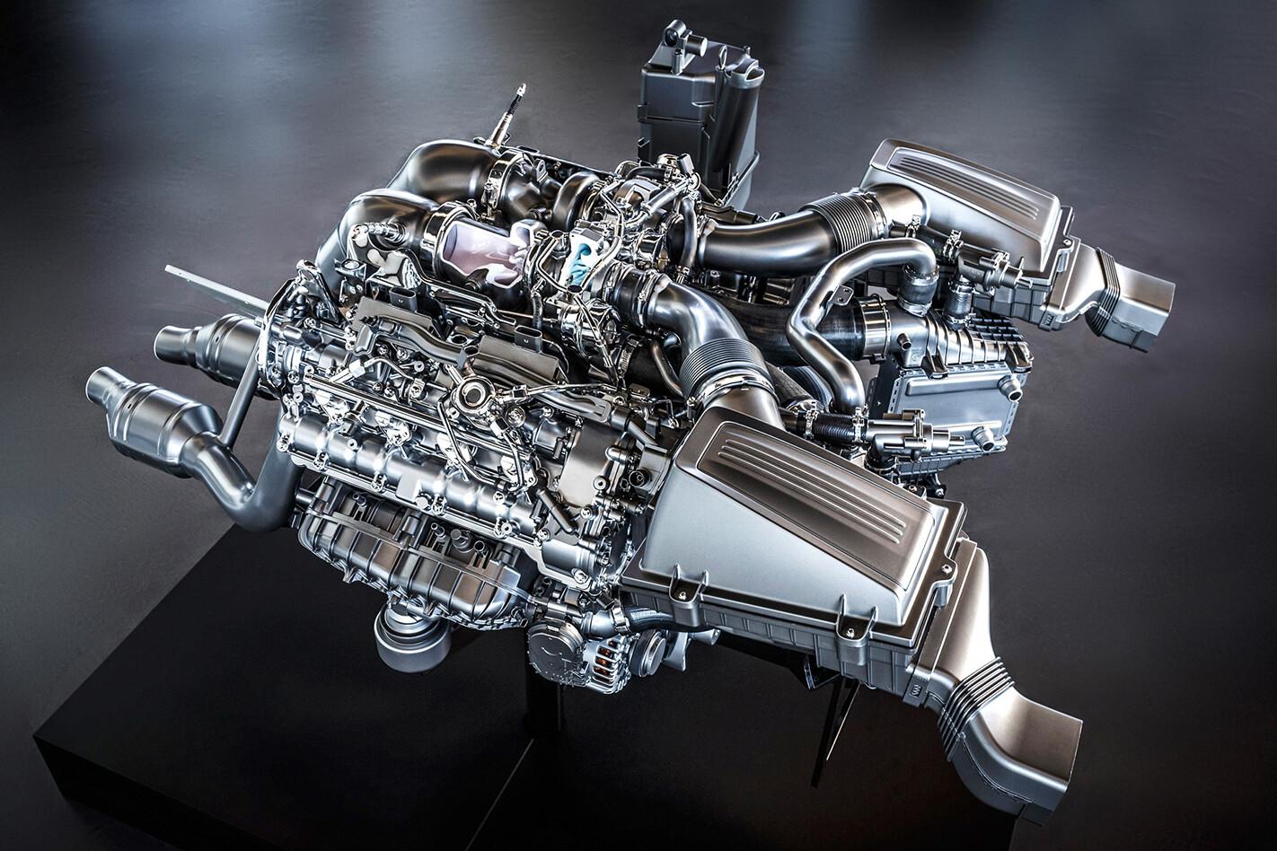 AMG M178 4.0 V8