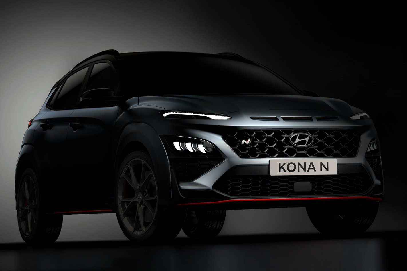 Hyundai KONA N Teaser Image 01 Jpg