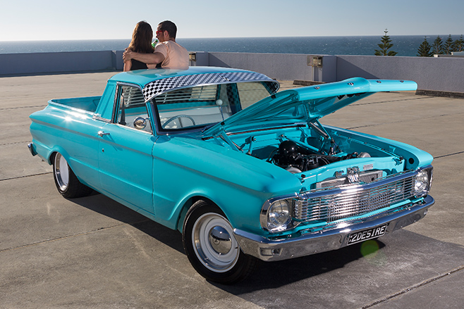 Ford XP ute