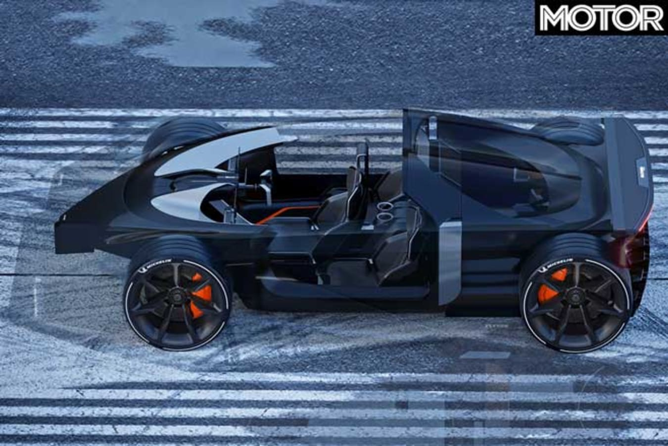 Raw By Koenigsegg Concept Chassis Jpg