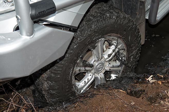 BFG Goodrich tyres