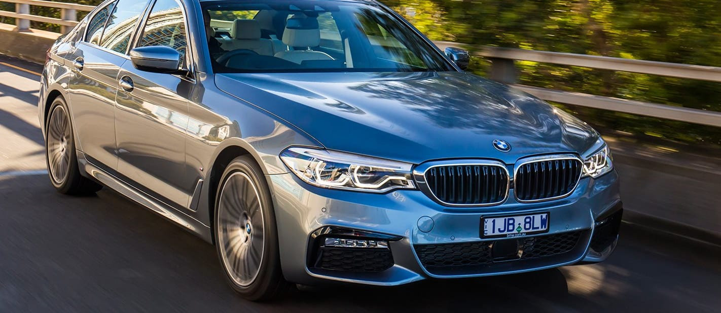 2017 BMW 530e iPerformance review