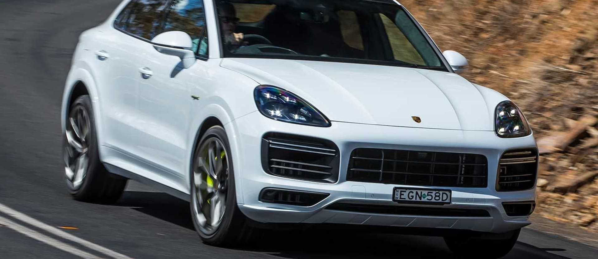 Porsche Cayenne Turbo S E-Hybrid Coupe review