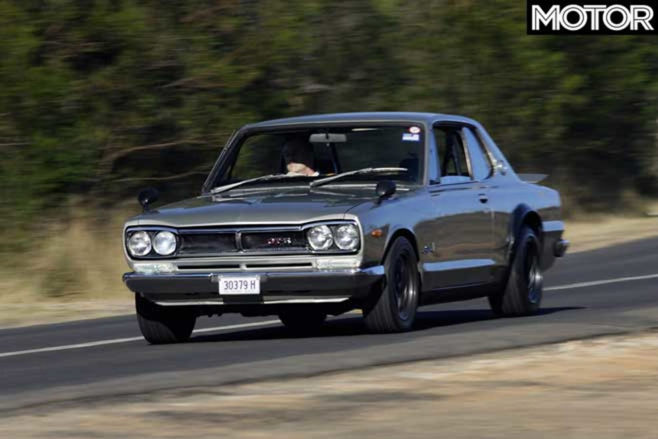 1969 Nissan Hakosuka Skyline GT R Performance Jpg