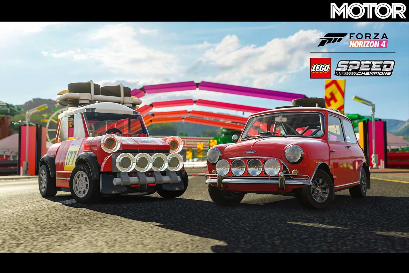 Forza Horizon 4 Lego Speed Champions Expansion Mini Jpg