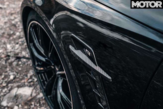 ABT Audi RS 4 Side Fender Garnish Jpg