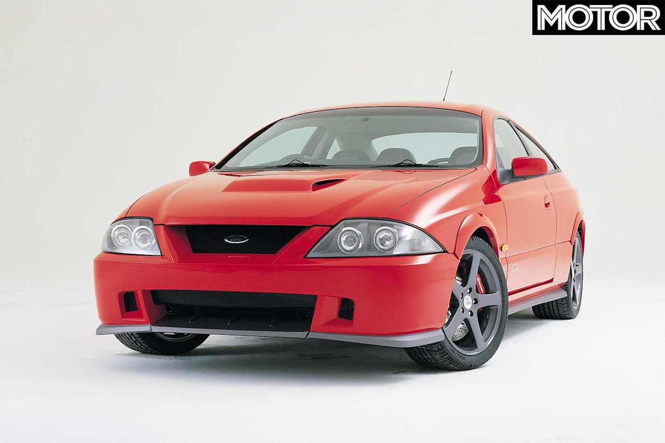 2001 Ford 300 Plus Coupe Front Jpg