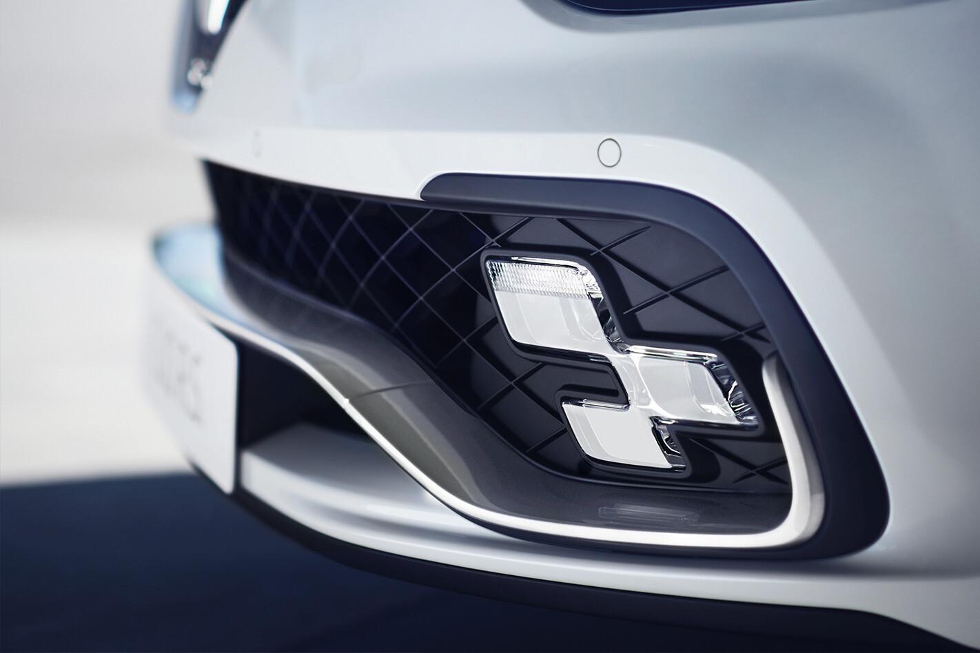 Renault Clio Rs Fog Lights Jpg