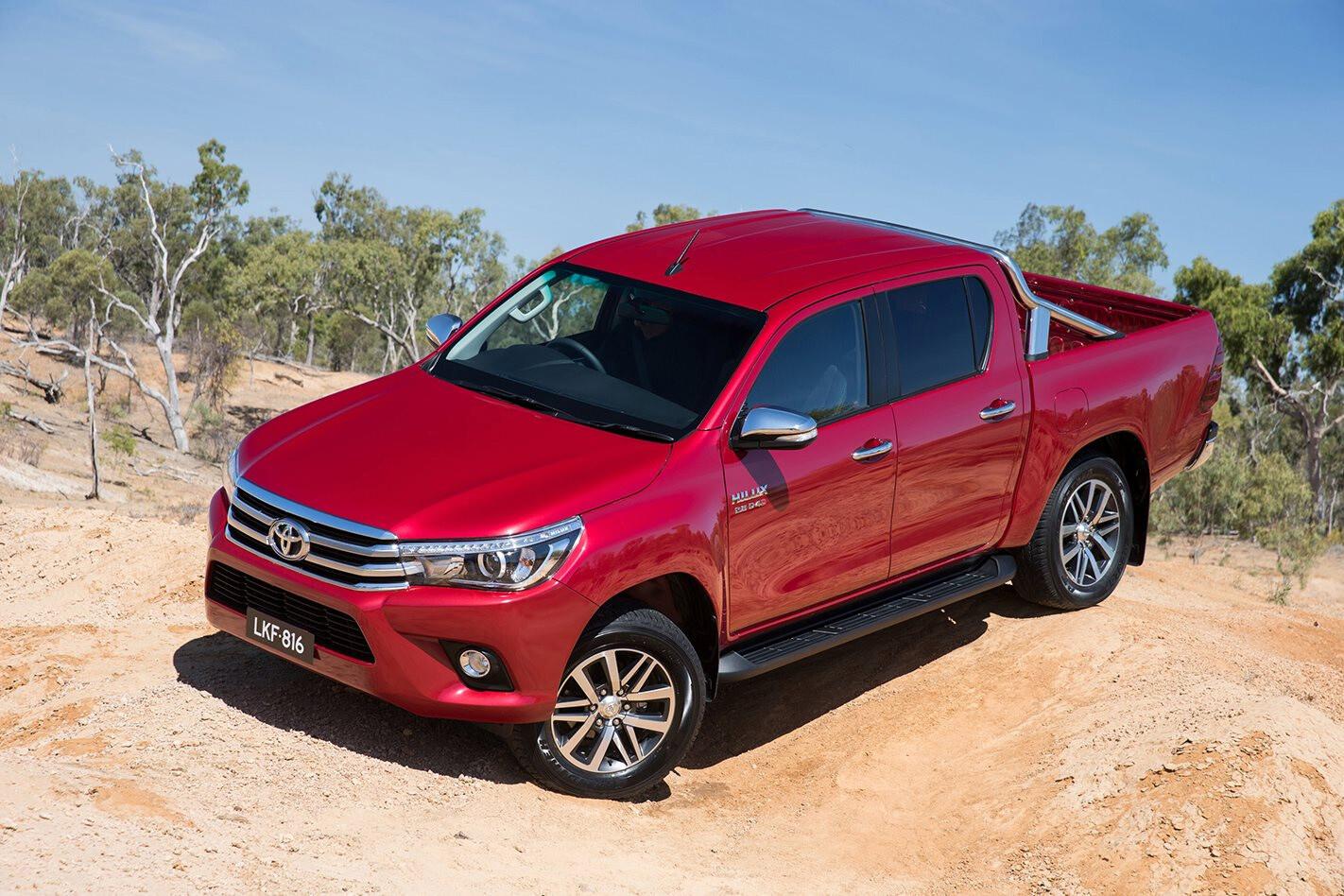 Vfacts February Toyota Hilux Jpg